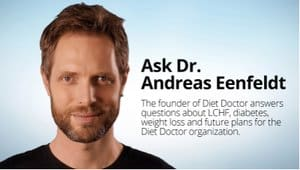 Guest post on Diet Doctor. | ditchthecarbs.com