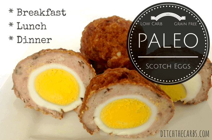 Paelo scotch eggs little powerhouses of nutrition paleo scotch eggs forumfinder Choice Image