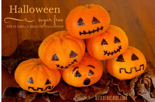happy healthy halloween treats and printable come and see all the tricks you need to