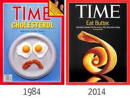 Time Magazine - Ending The War On Fat | ditchthecarbs.com