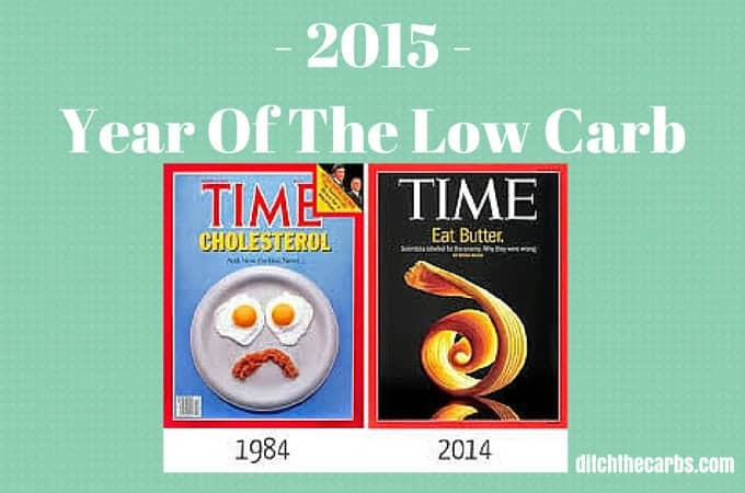 2015 :: New Year New You Part 2. See the best of 2014 articles and research. | ditchthecarbs.com