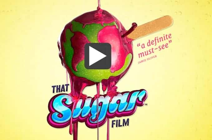 That Sugar Film is an absolute must see. You owe it to yourself and loved ones to watch how sugar affects your body, and how the sugar industry has managed to get sugar hidden in so many 'healthy' foods. Watch the trailer and find a screening near you. | ditchthecarbs.com