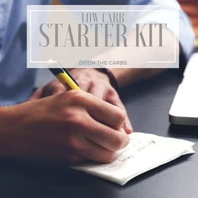 Low Carb Starter Kit. Stock your pantry and your bookshelf - be prepared and get ready to start making some amazing low carb recipes. | ditchthecarbs.com