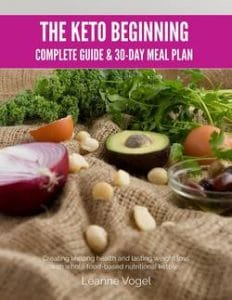 Keto beginning complete beginner's guide and 30 day low carb meal plan. Take the stress out of meal planning. | ditchthecarbs.com