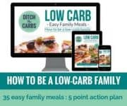 Low-Carb Family Cookbook. How to be a low carb family