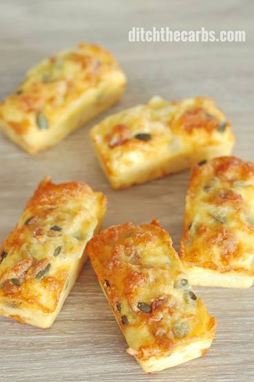 Coconut flour mini cheese loaves are the gold standard when it comes to flourless bread. These are simply magical!!! Low carb and keto friendly, these are perfect for lunch boxes and dinner. See the easy recipe. | ditchthecarbs.com