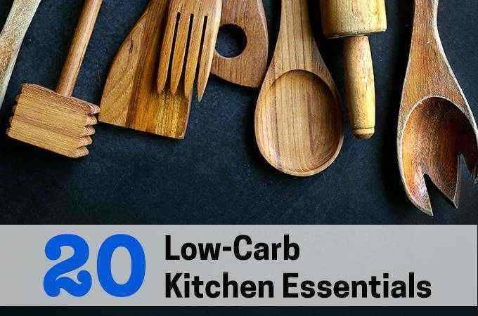 The top 20 low-carb kitchen gadgets you need to be successful and which make life easier. | ditchthecarbs.com