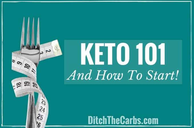 So What Is A Keto Diet?
