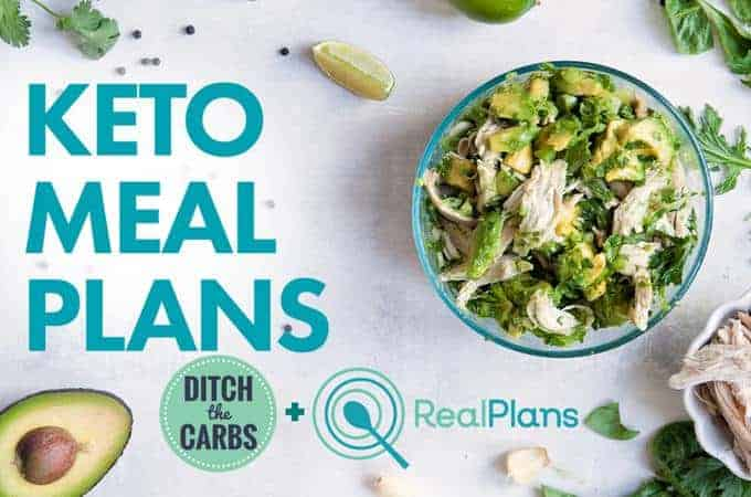 Easy low carb and keto meal plans done for you. Take the stress out of meal planning and be successful at living low carb and keto - the easy way. #keto #lowcarb #mealplanning #sugarfree #glutenfree