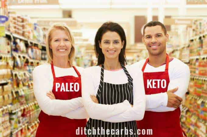 Keto vs Paleo - what's the difference?