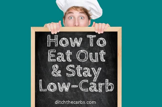 5 Top Tips - How To Eat Out And Stay Low-Carb 2