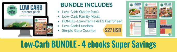 Ultimate Low-Carb Bundle
