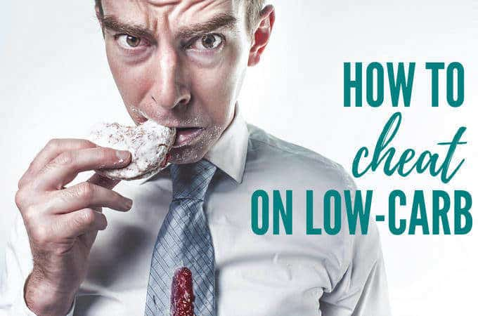 If you can't stop the cheat meals, then these 7 smart tips will change everything - and help you stay on track! #lowcarb #keto #sugarfree #glutenfree #diet