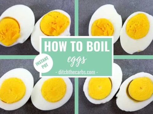 How To Boil Eggs In The Instant Pot Video Ditch The Carbs,Dwarf Gourami Size