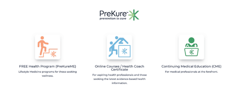 Want to become a certified Health Coach with PreKure