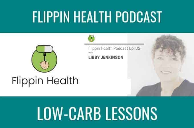 Flippin Health podcast interview