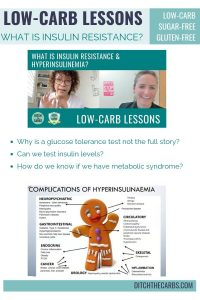 What Is Insulin Resistance And Hyperinsulinemia?