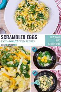 Easy 2-Minute Scrambled Eggs