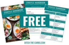 Ultimate guide to Chaffles plus free Cookbook
