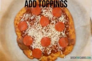 FatHead Pizza recipe 6