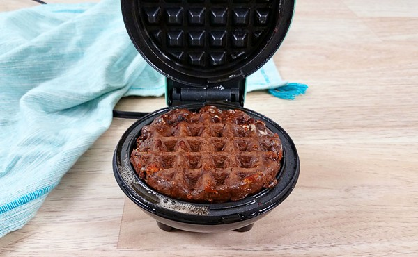 double chocolate chaffle recipe!