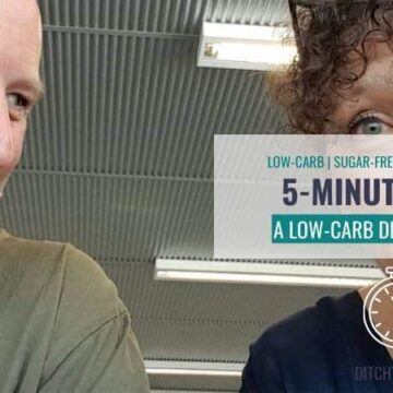 how to explain low-carb to your patients