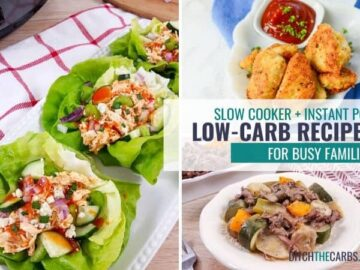Low-Carb Slow Cooker and Instant Pot Recipes