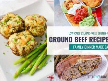 Ground Beef Recipes - Family Dinner Ideas