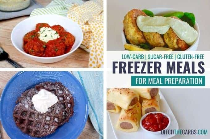 61 Low-Carb Freezer Recipes for Emergency Prep