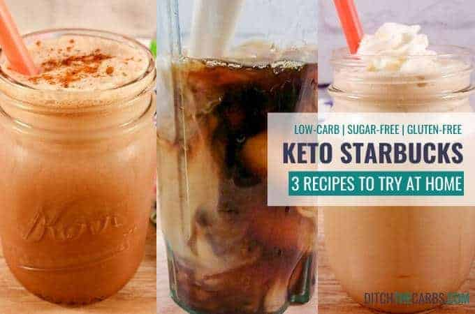 3 Keto Starbucks Recipes to Try at Home.