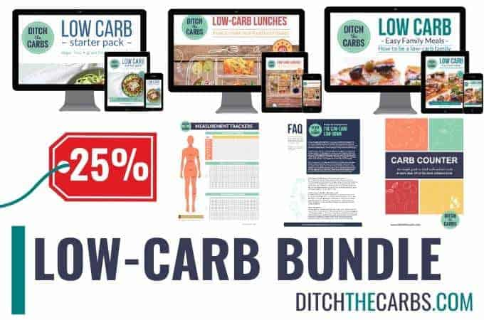 Want to start low-carb FAST? Learn how to start low-carb with the best deal of the year!
