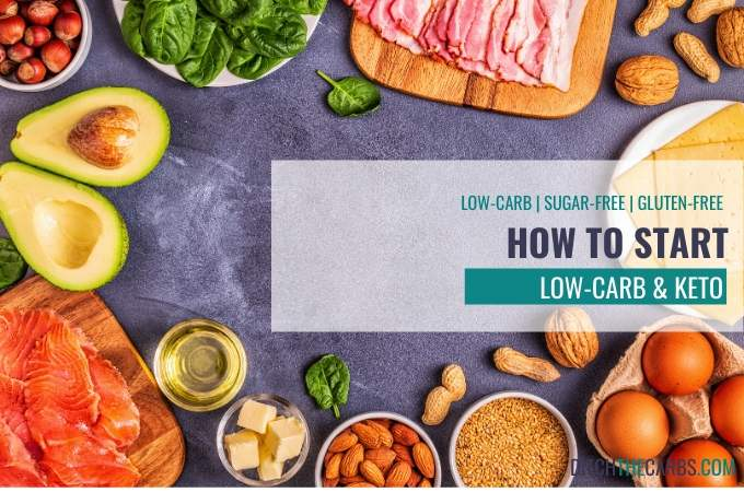 Below are the most popular HOW TO START LOW-CARB: ARTICLES & TIPS.