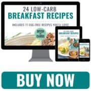 24 Low-Carb Breakfast Recipes