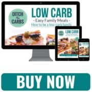 Low-Carb Easy Family Meals - how to be a low-carb family