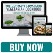 Ultimate Low-Carb Vegetarian Cookbook