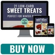 21 Low-Carb Sweet Treats